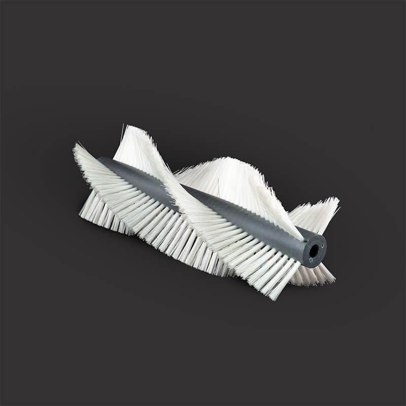 spazzola industriale a rullo