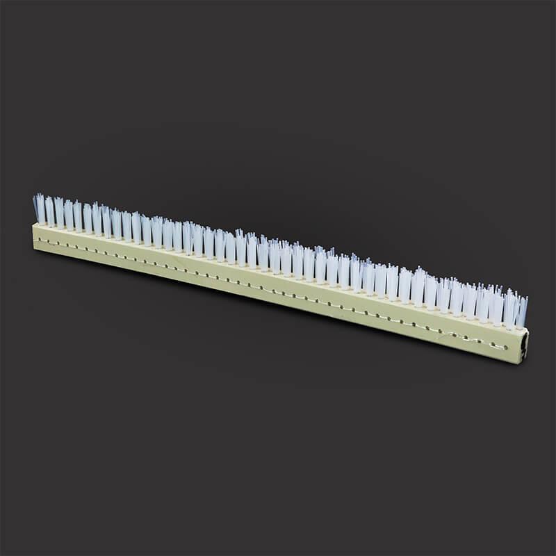 spazzola lineare per impianti di depurazione