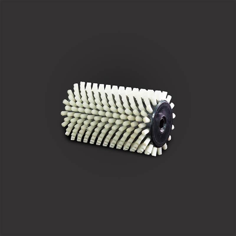 spazzola rotante cilindrica per sport
